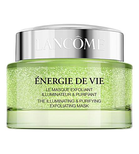 LANCOME Énergie De Vie Exfoliating Mask 75ml