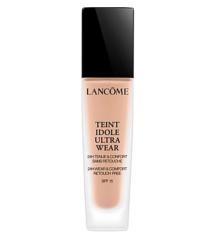 LANCOME Teint Idole Ultra Wear 24H liquid foundation (007