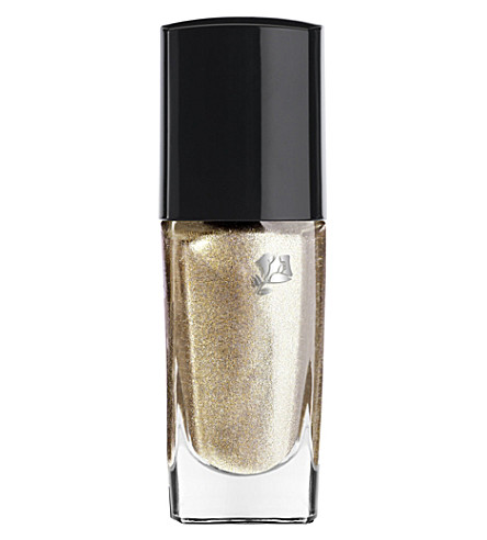 LANCOME Golden Riviera Collection Vernis In Love nail polish (Sable d'or