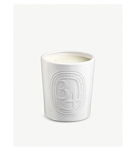 DIPTYQUE 34 scented candle 1500g