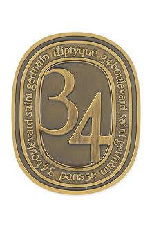 DIPTYQUE 34 boulevard saint germain solid perfume