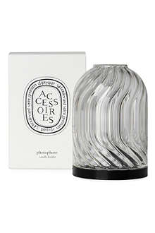 DIPTYQUE Photophore Double Torsade candle holder