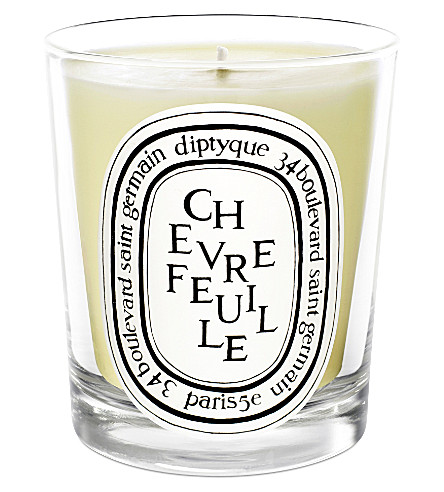 DIPTYQUE Chevrefeuille scented candle