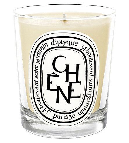 DIPTYQUE Chene scented candle