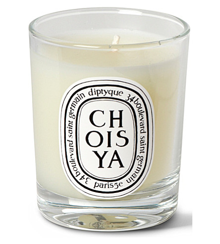 DIPTYQUE Choisya mini scented candle