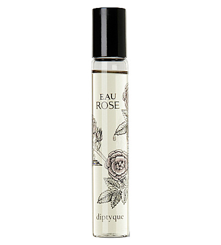 DIPTYQUE Eau Rose fragrance roll on 20ml