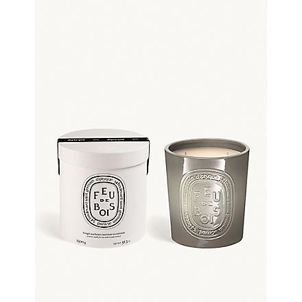 DIPTYQUE Feu de Bois large candle indoor & outdoor edition 1500g