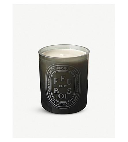 DIPTYQUE Feu de Bois large scented candle