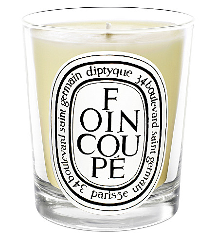 DIPTYQUE Foin Coupé scented candle