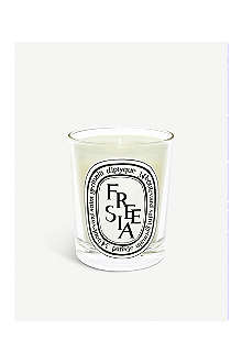 DIPTYQUE Freesia mini scented candle