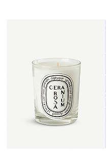 DIPTYQUE Geranium Rosa scented candle