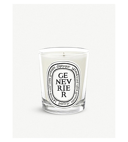 DIPTYQUE Genévrier scented candle 190g
