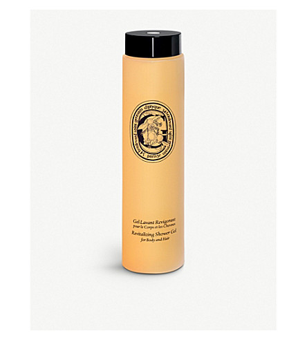 DIPTYQUE Revitalising shower gel 200ml