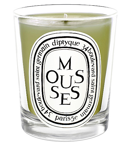 DIPTYQUE Mousses scented candle