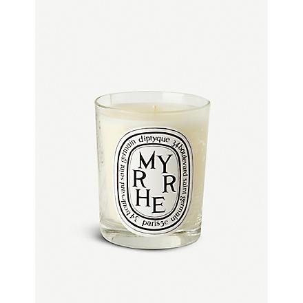 DIPTYQUE Myrrhe scented candle