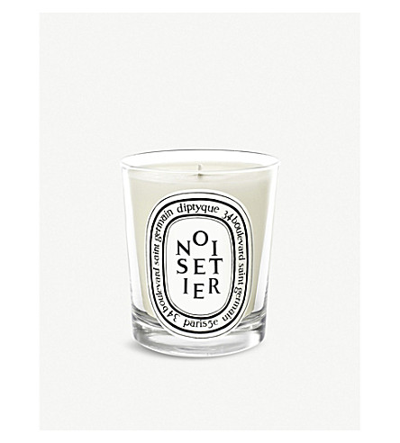DIPTYQUE Noisetier mini scented candle 70g