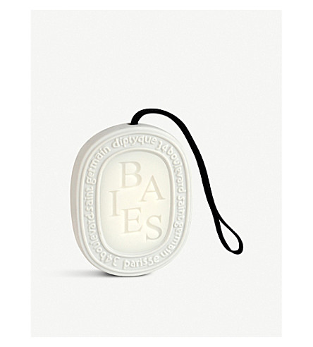 DIPTYQUE Baies scented oval