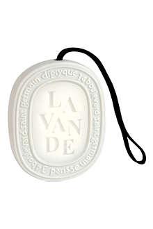 DIPTYQUE Feuille de Lavande scented oval
