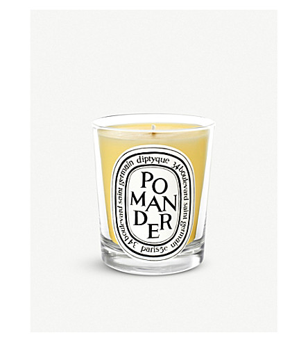 DIPTYQUE Pomander mini scented candle
