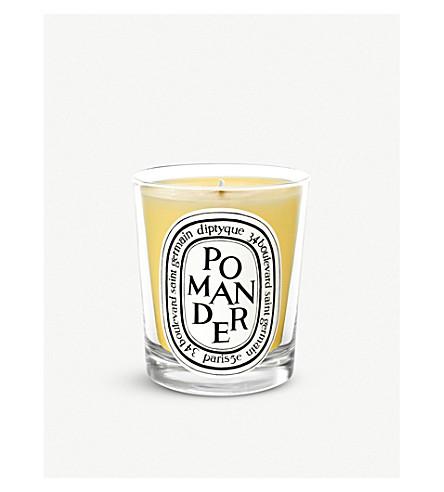 DIPTYQUE Pomander 迷你香薰蜡烛