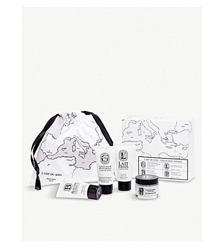 DIPTYQUE Body Care Travel Pouch