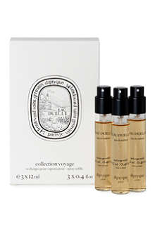 DIPTYQUE Eau Duelle travel spray set