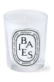 DIPTYQUE Baies scented candle