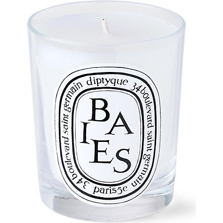 DIPTYQUE Baies scented candle (Baies