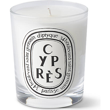 DIPTYQUE Cypres scented candle (Cypres