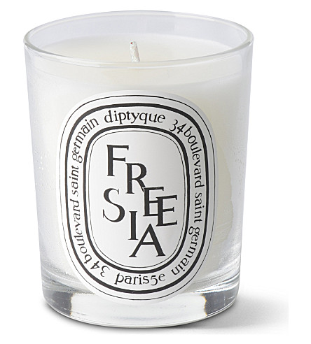 DIPTYQUE Freesia scented candle (Freesia