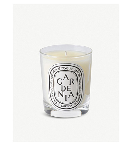 Diptyque gardenia scented candle for Where to buy diptyque candles