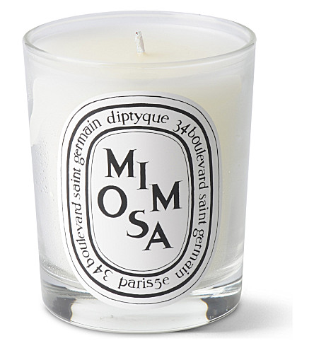 DIPTYQUE Mimosa scented candle (Mimosa