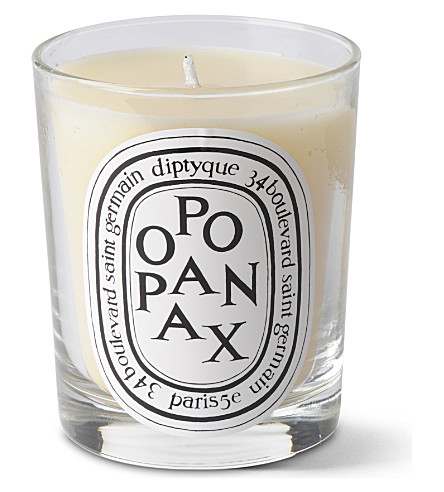 DIPTYQUE Opopanax scented candle (Opopanax