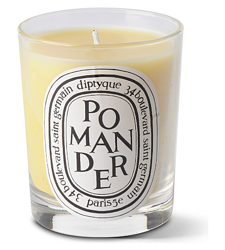 DIPTYQUE Pomander scented candle (Pomander
