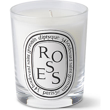 DIPTYQUE Roses scented candle (Rose