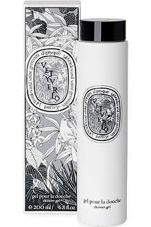 DIPTYQUE Vetyverio shower gel 200ml