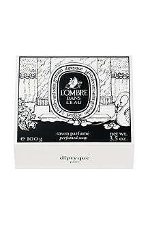 DIPTYQUE L'Ombre Dans L'Eau perfumed soap 100g