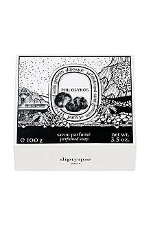 DIPTYQUE Philosykos perfumed soap 100g