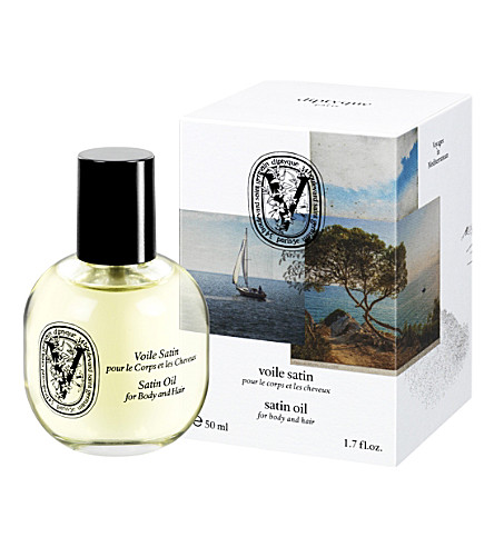 DIPTYQUE Satin oil 50ml