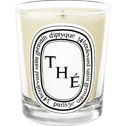 DIPTYQUE Thé scented candle