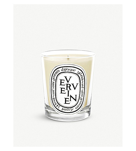 DIPTYQUE Verveine mini scented candle
