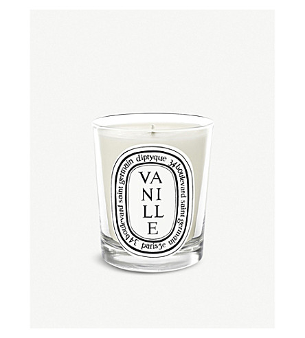 DIPTYQUE Vanille mini scented candle 70g