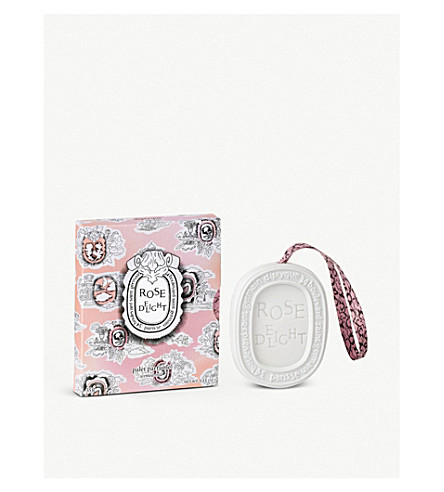 DIPTYQUE Rose Delight scented oval 35g