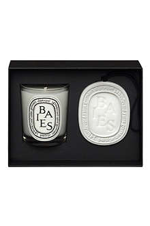 DIPTYQUE Baies candle gift set