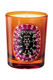 DIPTYQUE Orange Chai mini candle