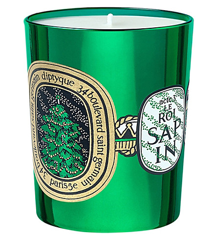 DIPTYQUE Le roi sapin scented candle