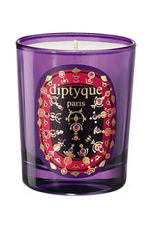 DIPTYQUE Indian Incense Holiday mini candle