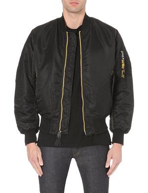 ALPHA Dr. Martens bomber jacket