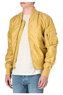 ALPHA MA-1 TT flight jacket