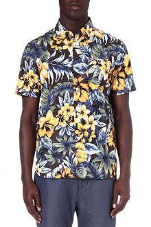 STUSSY Island Flower shirt